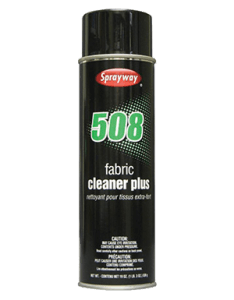 SW508 Fabric Cleaner (Case of 12)