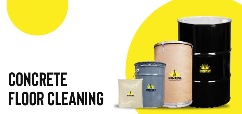 Concrete Floor Cleaning FAQs