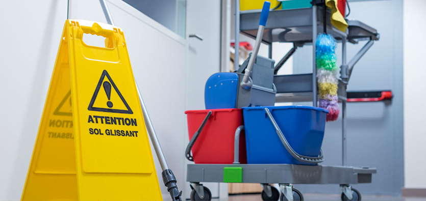Risks Associated With Using The Wrong Industrial Cleaners