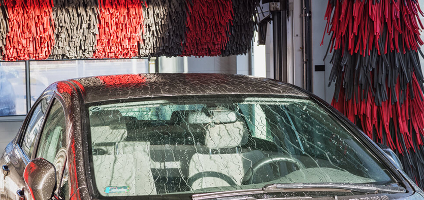 Are Automatic Car Washes Bad For Your Car's Paint?