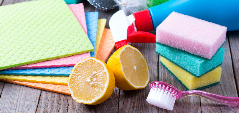 Benefits Of Using Eco-Friendly Cleaning Supplies