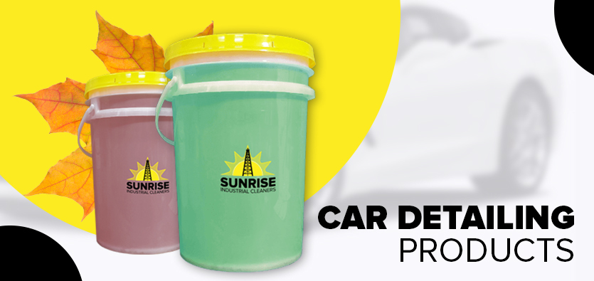 When Should You Use Car Detailing Products?