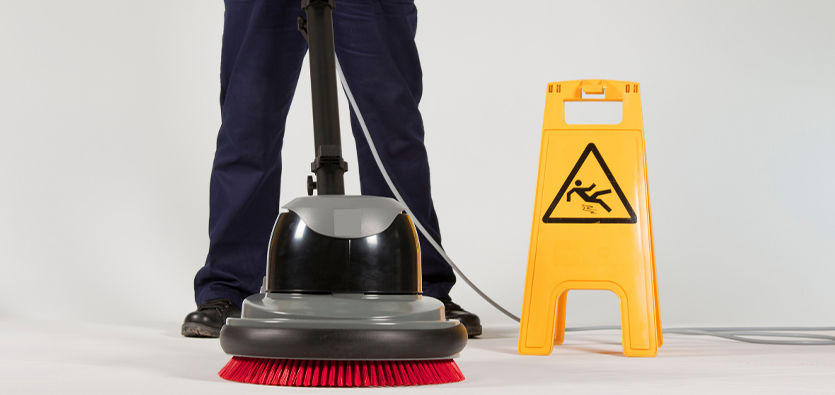 4 Ways Industrial Cleaning Can Benefit Your Company