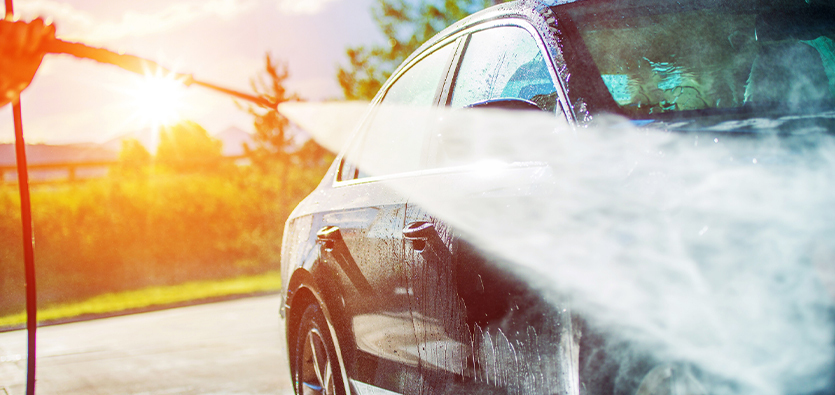 5 Tips For Washing Your Car In The Summer