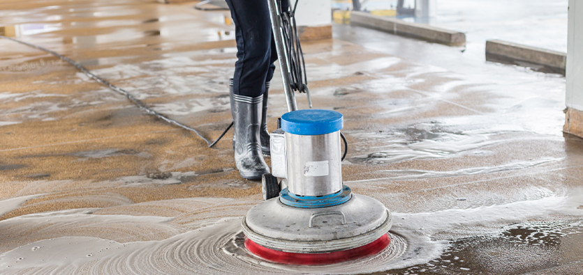 The Importance Of Cleaning Concrete Floors Using Cleaners