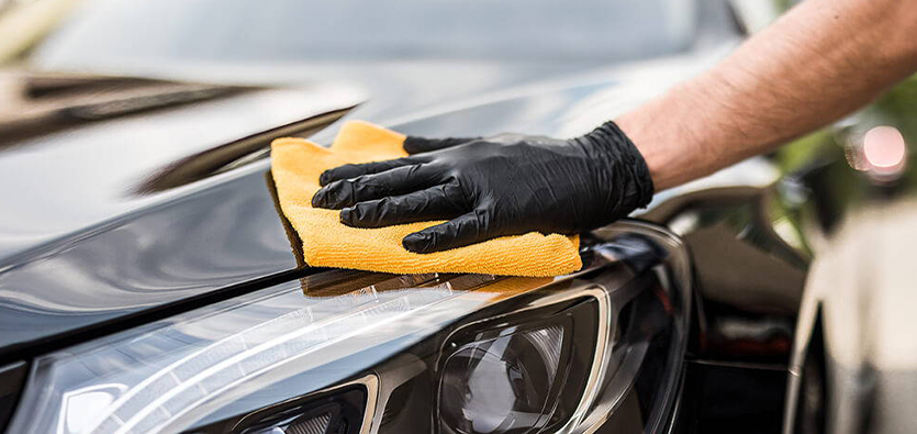 Your Guide To Maintaining A Black Car With The Right Products